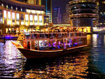 Dhow Cruise Creek Deal