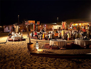 New Year Desert Party Deal
