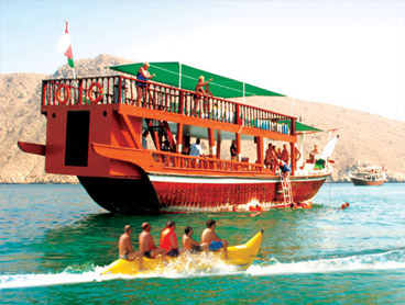 Musandam Dibba Tour Deal