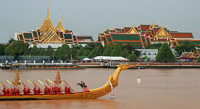 Bangkok and Pattaya (Thailand)
