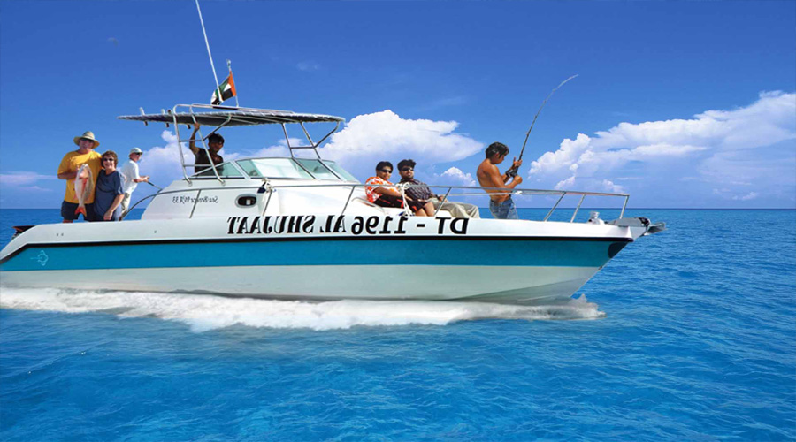 Deep Sea Fishing Tour Dubai