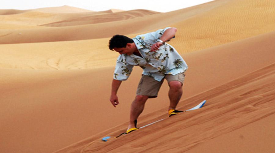 Morning Desert Safari Tours