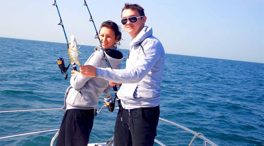 Deep Sea Fishing Tour Dubai