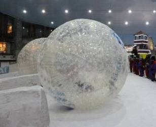 Ski Dubai (Super Pass) in Emirates Mall